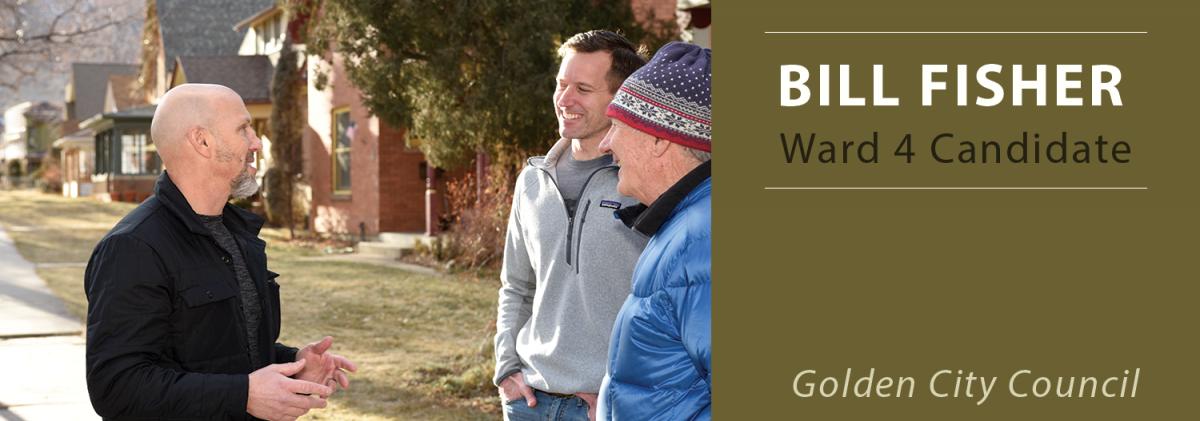Ward 4 | Golden Colorado
