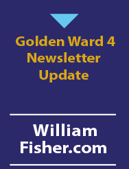 Golden Ward 4 Email Newsletter
