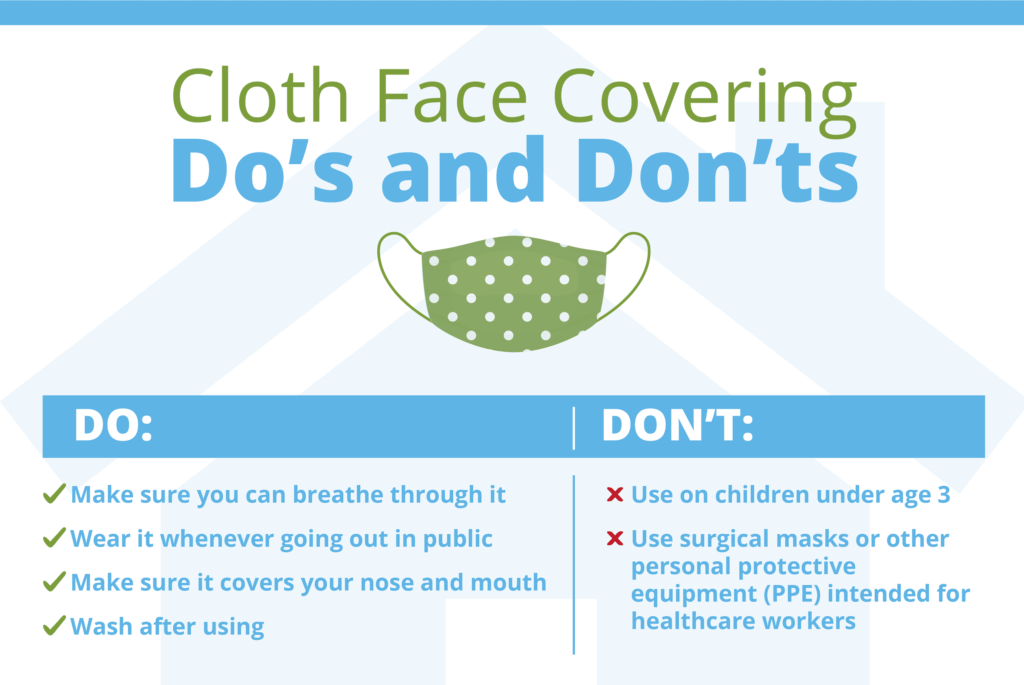 JeffCo Public Health mask-wearing Guidance